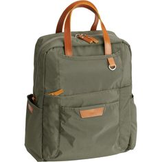 NEED for work: Women's Field Office Convertible Backpack - Duluth Trading