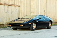 Ferrari and Lamborghinis of the '70s may be worth more, but the Maserati Bora was the most refined and rarest supercar of the decade.