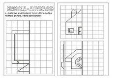 VARAL DE ATIVIDADES: SIMETRIA
