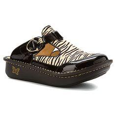 love my zebra Alegria shoes!  They are stylin!