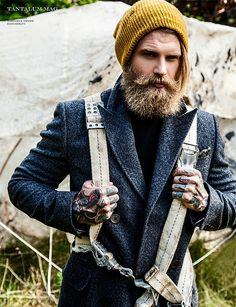 spizoiky: Josh Mario John by Alkan Emin | Raddest Men's Fashion Looks On The Internet: http://www.raddestlooks.org