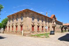 Almendra, Solar dos Castilho ( Viscondes de Almendra ), Concelho de Foz Côa, Douro Superior