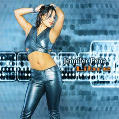 Jennifer Peña - Libre [AAC M4A] (2002)  Download: http://dwntoxix.blogspot.cl/2016/07/jennifer-pena-libre-aac-m4a-2002.html