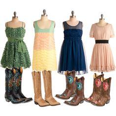 I'll take all four pairs!