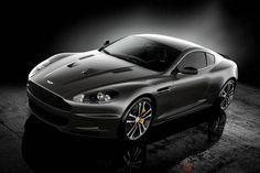 2013 Aston Martin DBS V12  http://www.astonmartin.com/dbs-ultimate