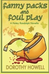 Haley Randolph thinks the Thanksgiving Day feast she's organizing for the wealthy young owners of the Pammy Candy Company will be easy--until the hostess is pushed to her death from a second floor balcony. It's a feast of suspects as Haley gobbles up clues--but with private detective Jack Bishop in charge of the investigation, things heat up fast.