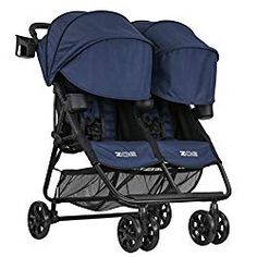 ZOE BEST Lightweight Double Travel & Everyday Umbrella Twin Stroller System (Lime Green) - Great price on a great product. Double Stroller For Toddlers, Best Double Stroller, Twin Strollers, Double Strollers, Jogging Stroller, Travel Stroller, Best Lightweight Stroller, Backpack Storage, Umbrella Stroller