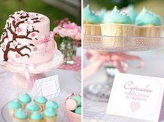 Pretty Smitten: *Color Combo* Pink and Aqua