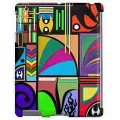 http://www.zazzle.com/colorful_ipad_barely_there_case-179399818631385187