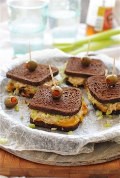Pumpernickel Tuna Melts (and a Weelicious Giveaway!) / Bev Cooks