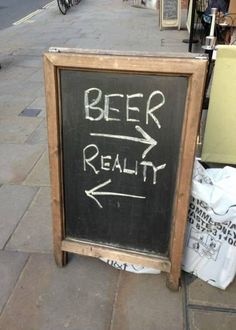 Brewing your own beer is not an easy process. Funny Bar Signs, Pub Signs, Beer Signs, Restaurant Signs, Restaurant Ideas, Beer Memes, Beer Quotes, Funny Quotes, Beer Brewing