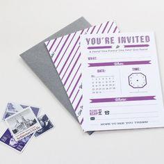 Invitación Tiempo