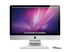 I love my iMac, can not believe that I suffered with P.C.'s for so long!~