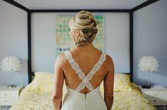 || Emma & Grace Real Bride || Denver, CO Bridal Shop ||  Yolan Cris Wedding Dress