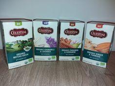 Wist jij al dat Celestial Seasonings 4 nieuwe biologische smaken heeft? Turmeric, Matcha, Organic, Tea, Coffee, Lifestyle, Drinks, Food, Kaffee