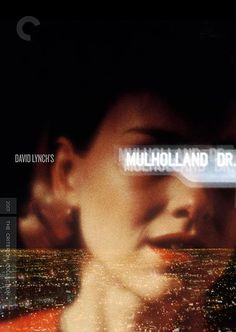 Best Film Posters : Some of my unused covers for Criterion Collections Mulholland Dr.