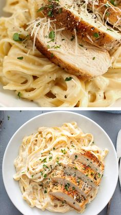 Easy Pasta Recipes, Cooking Recipes, Healthy Recipes, Quick Chicken Dinner Recipes, Yummy Easy Dinners, Easy Chicken Tender Recipes, Delicious Pasta Recipes, Good Easy Dinner Recipes, Easy Chicken Meals