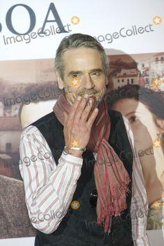 "Jeremy Irons @ Madrid premiere of ""Night Train to Lisbon"" April 2014"