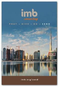 This brochure is an overview of how #IMB can help your church play its part in fulfilling Christ's commission.