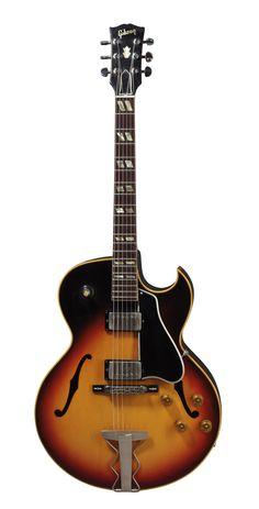 Steve Howe   Gibson ES-175 (circa 1964).