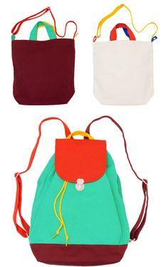 The ALL Knitwear / Baggu collaboration