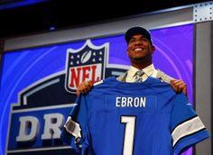 nfl LIMITED Detroit Lions Eric Ebron Jerseys