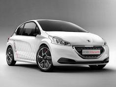 2013 Peugeot 208 Hybrid FE Concept