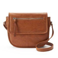 f8a048b59d4 ili Leather Flap Crossbody Bag, Women s, Brown Oth Leather Crossbody,  Crossbody Bag,