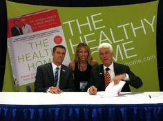 www.whatisusana.biz ~ Usana Health Science and The Healthy Home: Dave Wentz, Chantel Duty and Dr. Myron Wentz