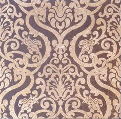 Paisley Wallpaper, Vinyl Wallpaper, Pattern Wallpaper, Damasks, Baroque Design, Purple Fabric, Decorative Tile, Fabric Textures, Drapery Fabric