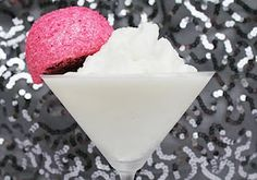 The Pink Snowball-tini!