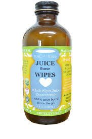 """Balm Baby """"Juice Those Wipes"""" Wipe Solution (Ships 4/1)"""