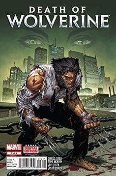 Death of Wolverine #2 - 2014 Marvel Comics by Steve McNiven et al., http://www.amazon.com/dp/B00LR27XPU/ref=cm_sw_r_pi_dp_XnYGub1PCA6GV
