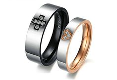 Cross Love Diamond Ring Free Engraving Rings Couple Rings Titanium Rings Men Ring Women Ring His and Her Promise Ring Sets Personalized custom engraving services (Mens Size 10) fashionlife http://www.amazon.com/dp/B011ITQO6K/ref=cm_sw_r_pi_dp_uHN8wb065Z4RV