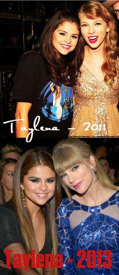 My edit <3 Taylena 2011 to 2014, edit by Jen Grey