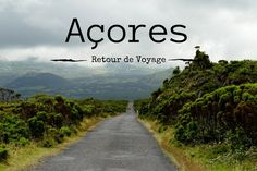route des Açores (Pico) Azores Portugal, Nord Est, Blog Voyage, Travel Advice, Photos, Country Roads, Pico, Cannes, Holidays