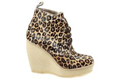 """Charlotte"" leopard - Limited Edition -"