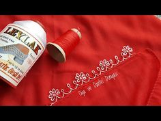 Ayrıntılı Floş ip Oyası Yapımı - YouTube Craft Videos, Diy And Crafts, Make It Yourself, Embroidery, Crochet, Youtube, Herbs, Amigurumi, Pictures