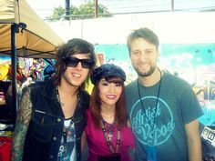 Breathe Carolina is the best band everrr! <3333 (: