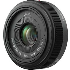 Panasonic 20mm F1.7 H-H020 Lens MXN 6200.00