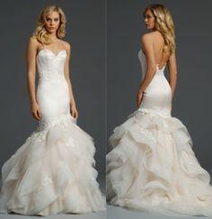 Romanic Alvina Valenta Wedding Dresses 2014 Fall Collection: http://www.modwedding.com/2014/10/12/romanic-alvina-valenta-wedding-dresses-2014-fall-collection/ #wedding #weddings #wedding_dress