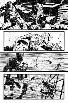 Secret Avengers 37 - page 8 by MatteoScalera on DeviantArt