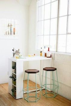 Bar Table for Kitchen . Bar Table for Kitchen . 8 Mind Blowing Kitchen Bar Ideas Modern and Functional High Dining Table, High Top Tables, Kitchen Dining, Small Kitchen Tables, Small Kitchen With Table, Dining Area, Small Bar Table, Bar Table And Stools, Bar Tables