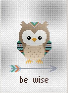 Newest Snap Shots Cross Stitch owl Thoughts Considering that For a nice and crossstitching regular sewing considering that I became her I personally from Cross Stitch Owl, Small Cross Stitch, Cross Stitch Bookmarks, Cross Stitch Cards, Cross Stitch Alphabet, Cross Stitch Animals, Cross Stitch Flowers, Modern Cross Stitch, Cross Stitch Designs