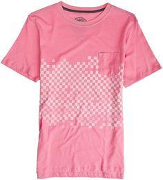 TOPO RANCH CHECK POCKET SS TEE  Mens  Clothing  Tees Short Sleeve | Swell.com