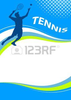 図 - テニス スポーツ ポスター