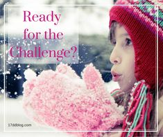 Who is up for a challenge? Starting January 7th, I'm hosting the blog's Cycle 1 17 Day Challenge -- it's free to join! Enrollment ends 1/2, so hurry! Sign up here --> http://17ddblog.com/challenge-2015-pin/