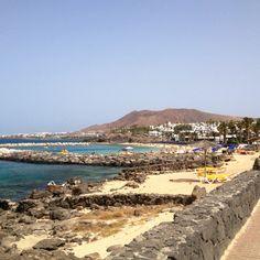 Playa Blanca, Lanzarote