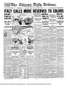 Jan. 30, 1915: