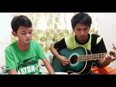 Titanium - amazing acoustic cover by a young boy ! - Watch this!!!